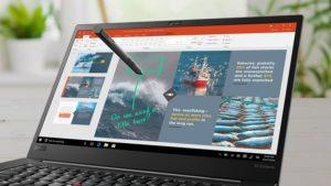 Ośmiordzeniowy procesor, 32 GB pamięci RAM oraz ekran AMOLED 4K w połączeniu z świetnie prezentującą się klasyczną obudową sprawiają, żeLenovo ThinkPad X1 Extreme 2robi wrażenie